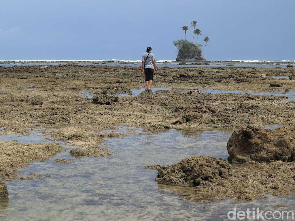 Foto: Pulau Spongebob dari Aceh