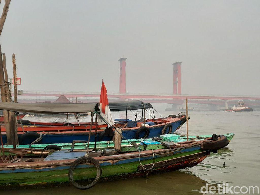 BMKG Prediksi Ada Peluang Hujan di Palembang 23-24 September