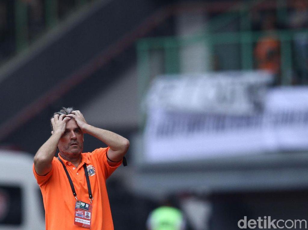 Persija Jakarta Vs Bali United Tes Terakhir untuk Julio Banuelos