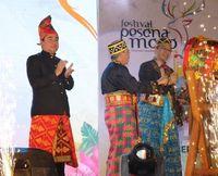 Pesona Moyo, Festival dengan Destinasi yang Memikat Hati