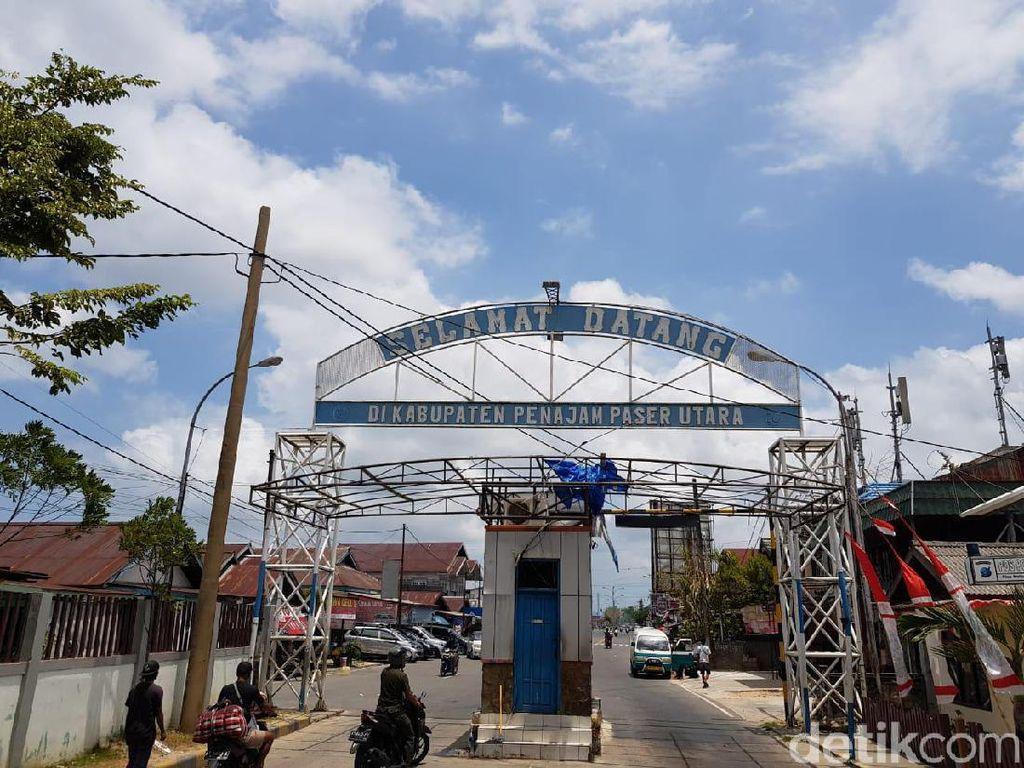 Polisi Kendalikan Situasi Usai Ricuh di Pelabuhan Ibu Kota Baru Penajam