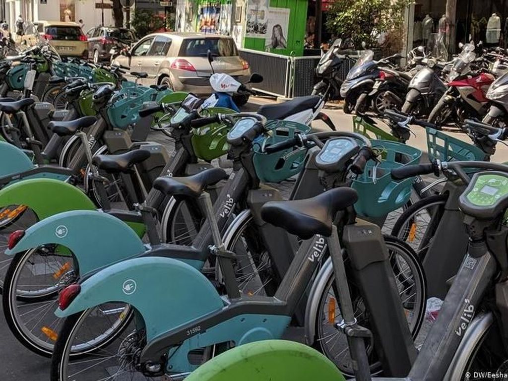 Warga Paris yang Beli E-Bike Dijanjikan Bonus 500 Euro