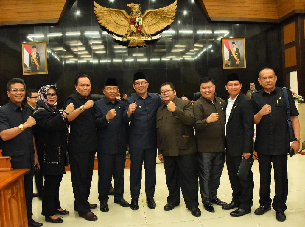 Harapan Gubernur Jabar ke DPRD Terbaru