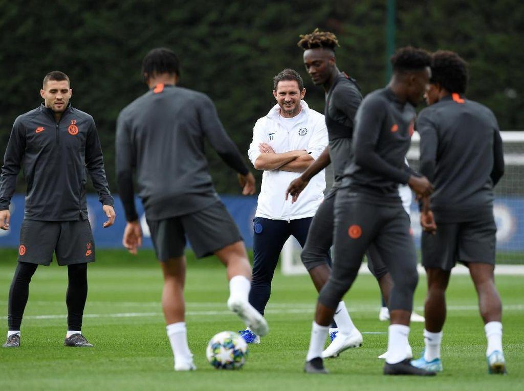 Liga Champions: Chelsea Fokus Lolos dari Grup Dulu