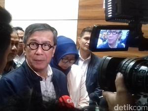 Menkum HAM Pamer Pencapaian di 2019: Bebaskan Siti Aisyah dari Hukuman Mati