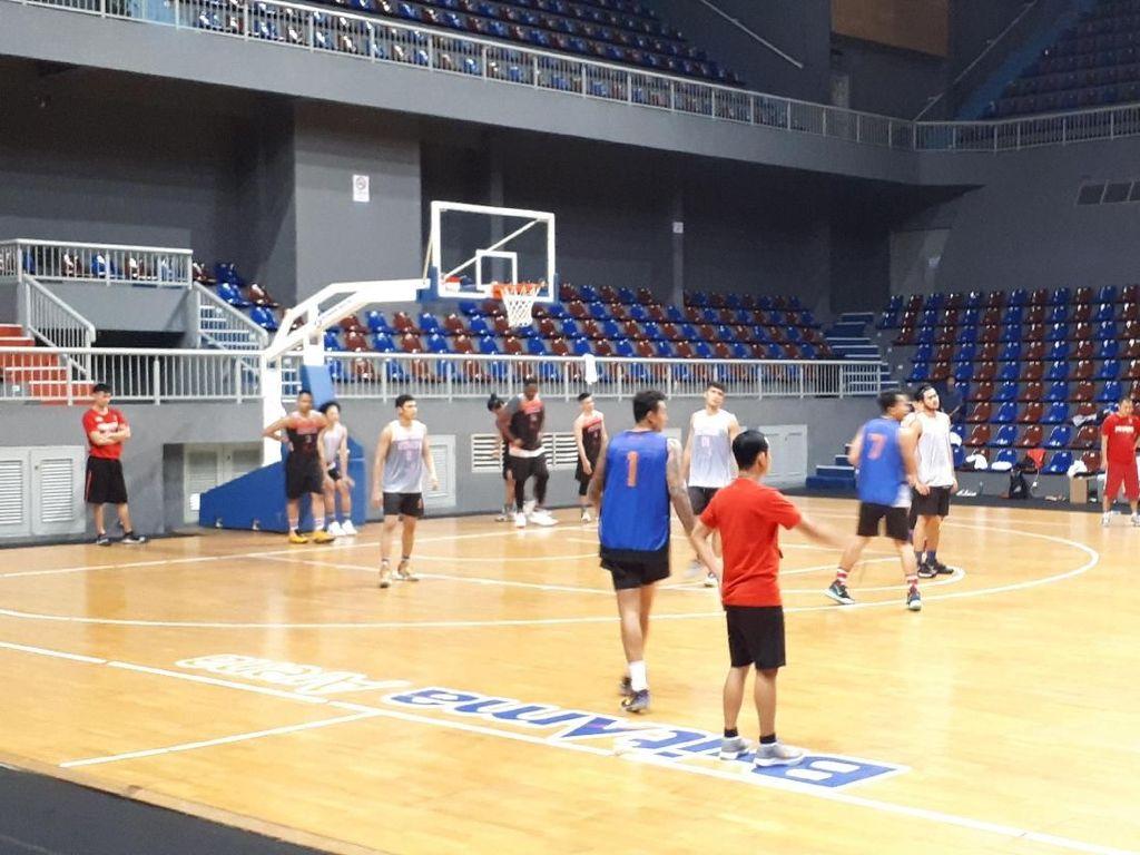 Pekan Depan, Timnas Basket Akan Berlaga di Turnamen Internasional di Taiwan