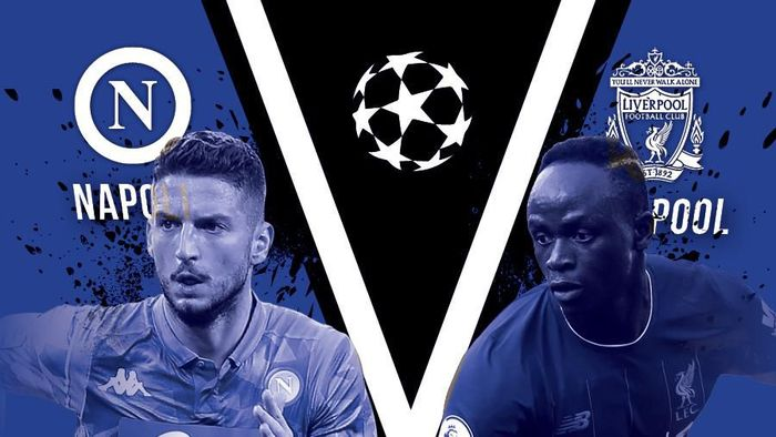 Napoli Tumbangkan Liverpool