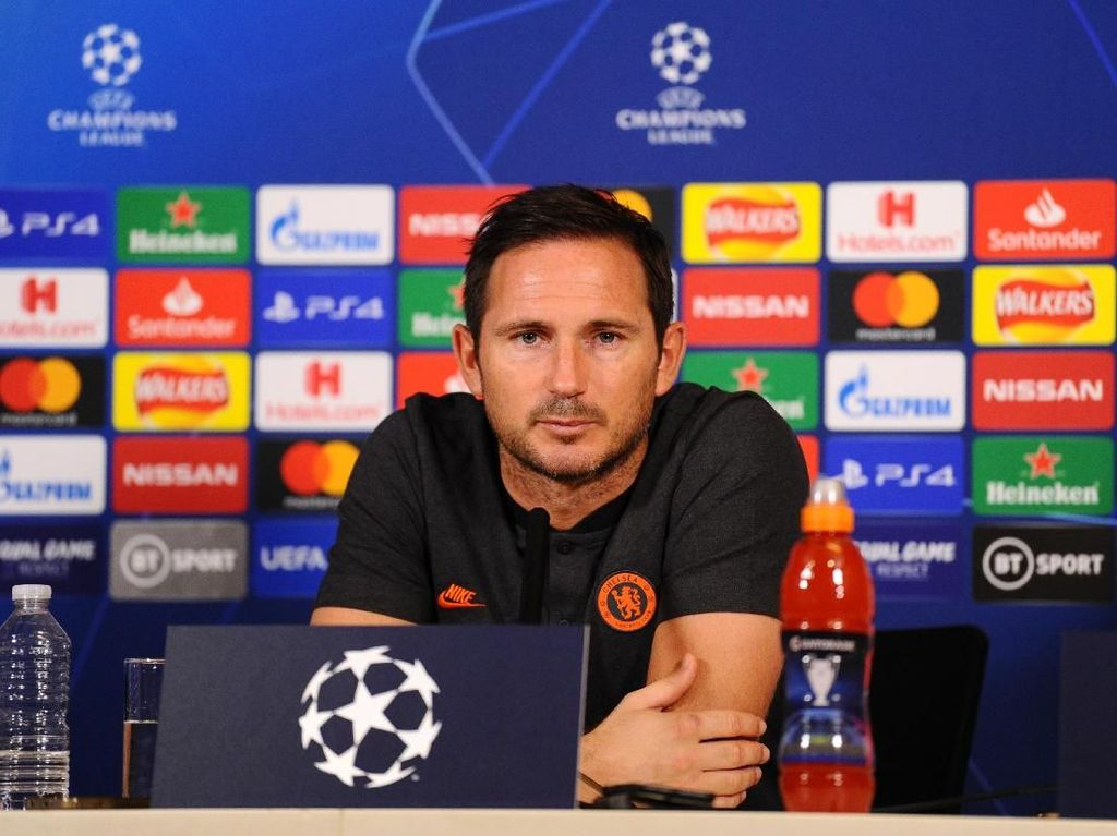 Lampard Tuntut Chelsea Fokus di Setiap Laga Liga Champions
