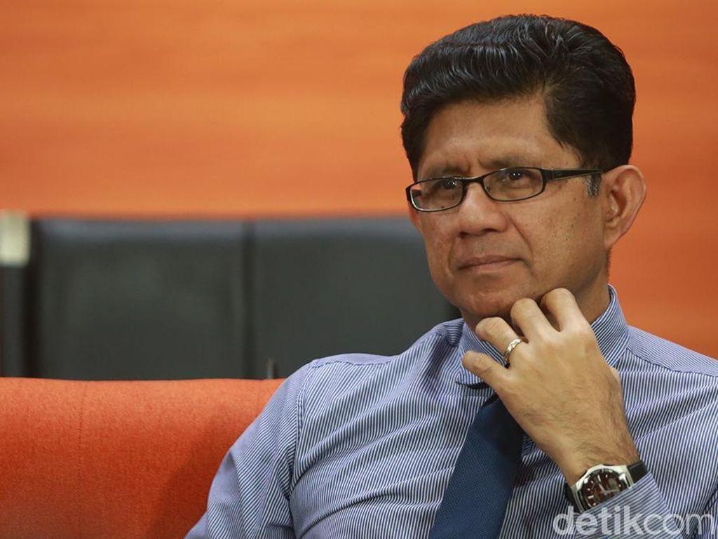 Mantan Pimpinan KPK Berharap Dewas Bisa Proaktif