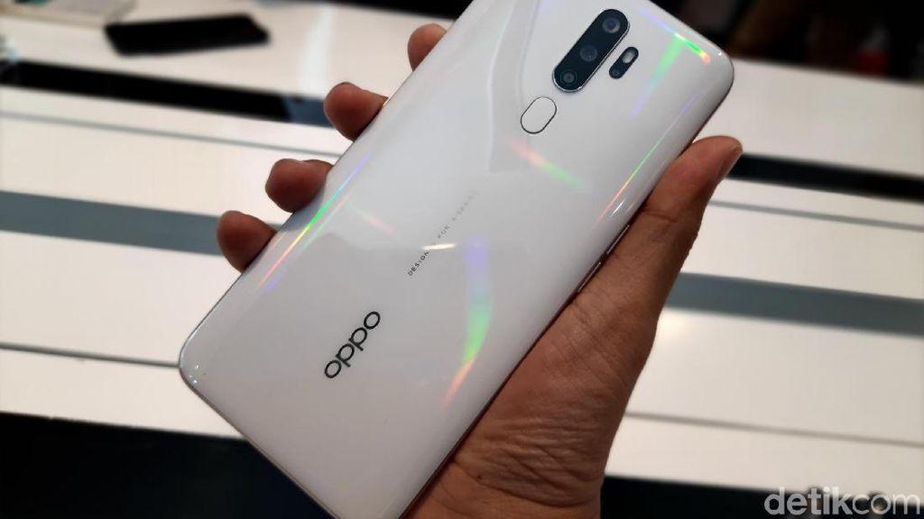 Kejutan Penampakan Oppo A5 2020 Harga Rp 2 Jutaan