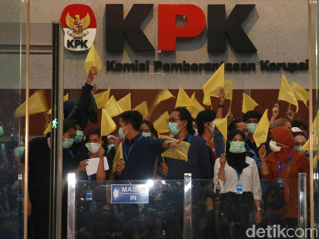 Pegawai KPK Bakal Jadi PNS, BKN: Kita Pelajari Dulu
