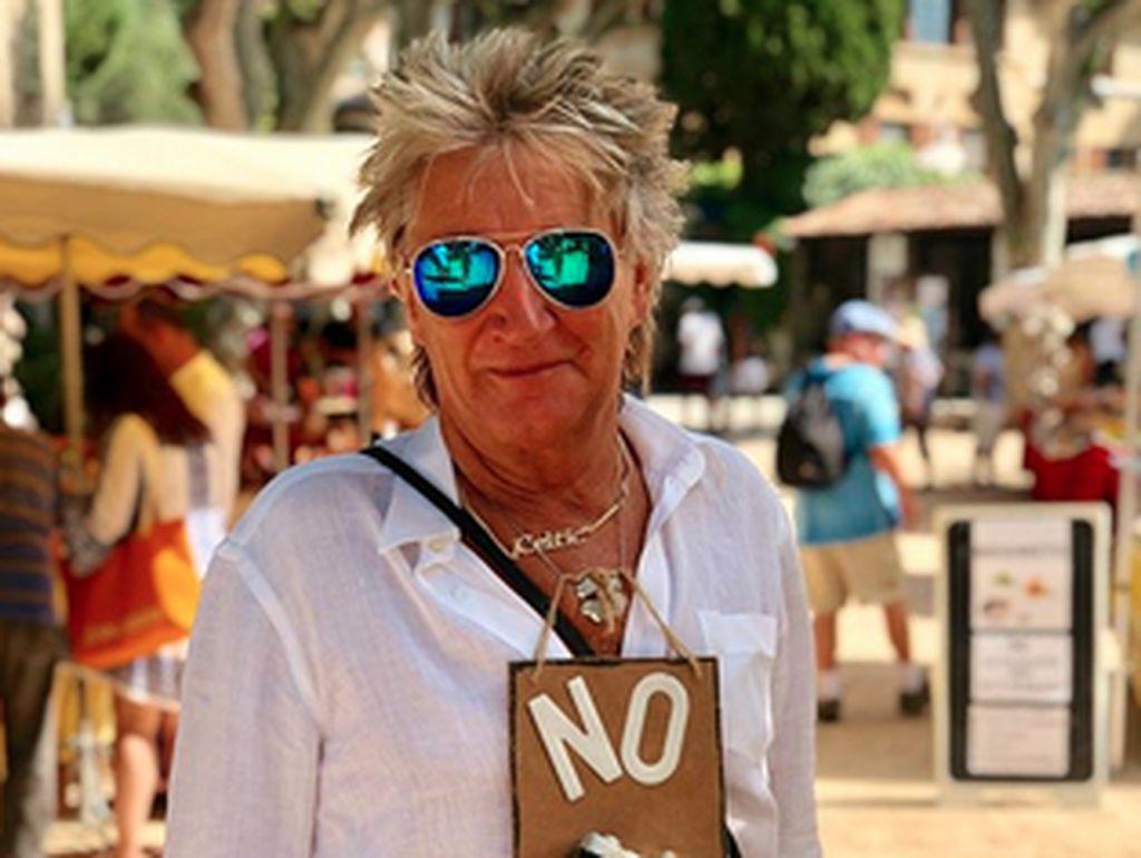 Bila Ada Biopik Tentangnya, Ini Aktor Pilihan Rod Stewart