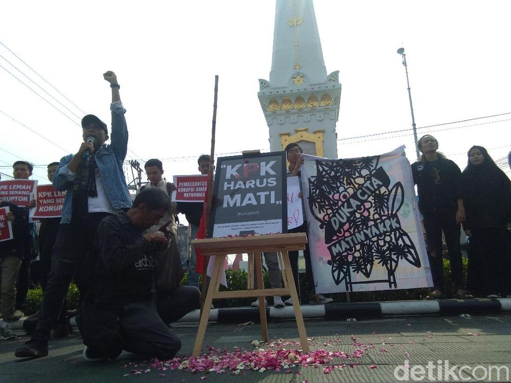 Pemuda Muhammadiyah Yogya Siap Gugat UU KPK yang Baru ke MK
