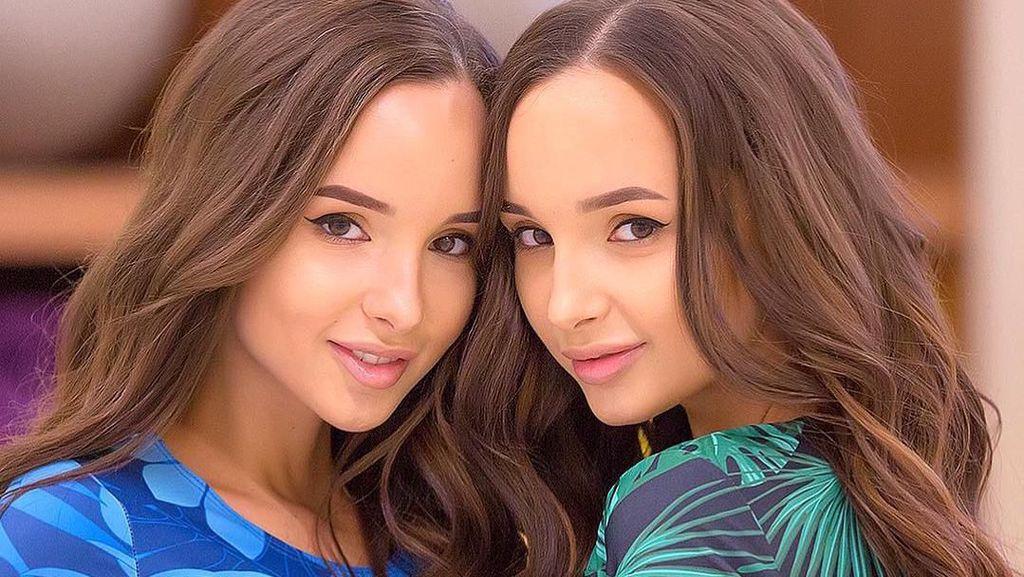 Gaya Hidup Mewah Kembar Seksi yang Dihujat karena Beri Makan Gelandangan