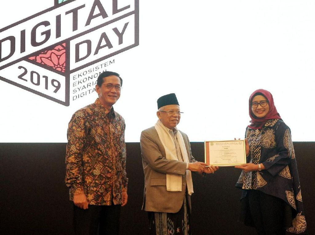 Tingkatkan Daya Saing di Islamic Digital Day