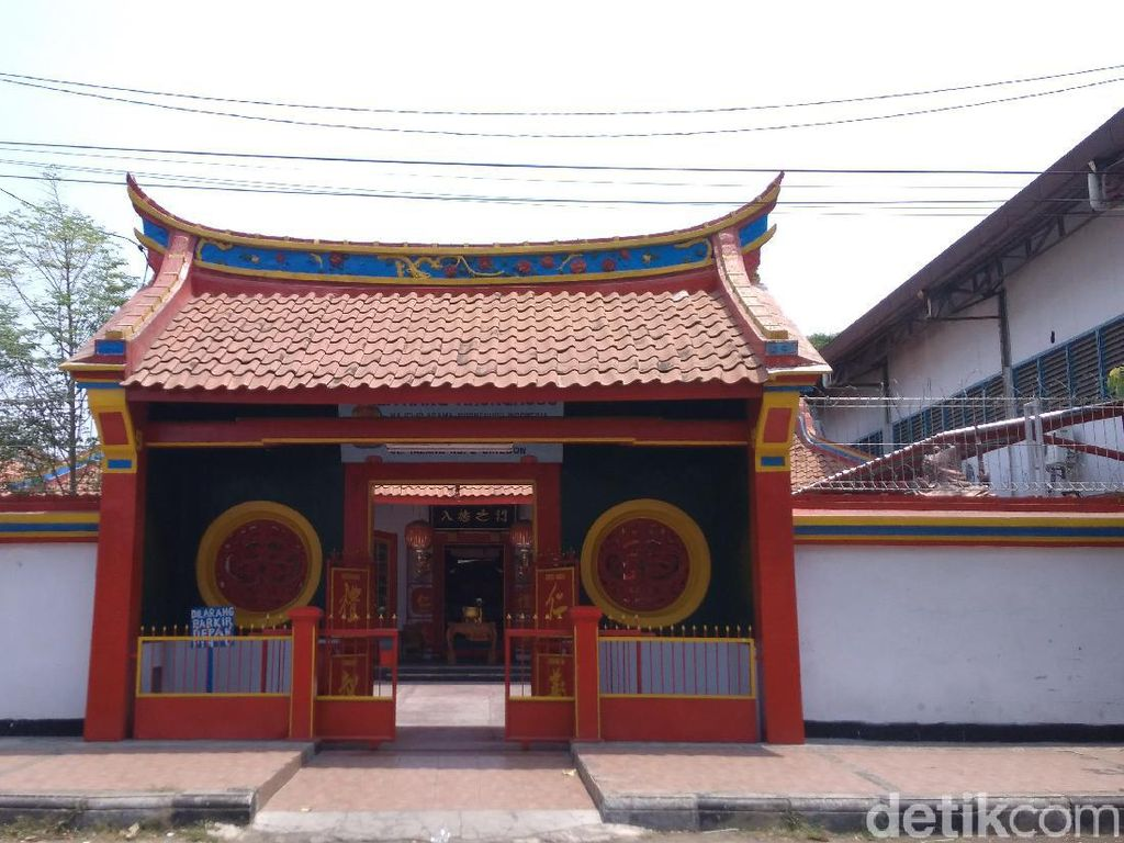 Foto: Klenteng di Cirebon yang Dulunya Masjid