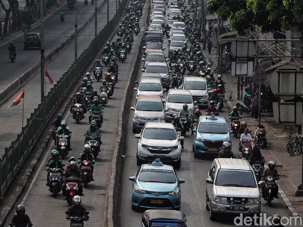 Digelar Mulai Besok, Ini 5 Sasaran Prioritas Operasi Patuh di Jakarta