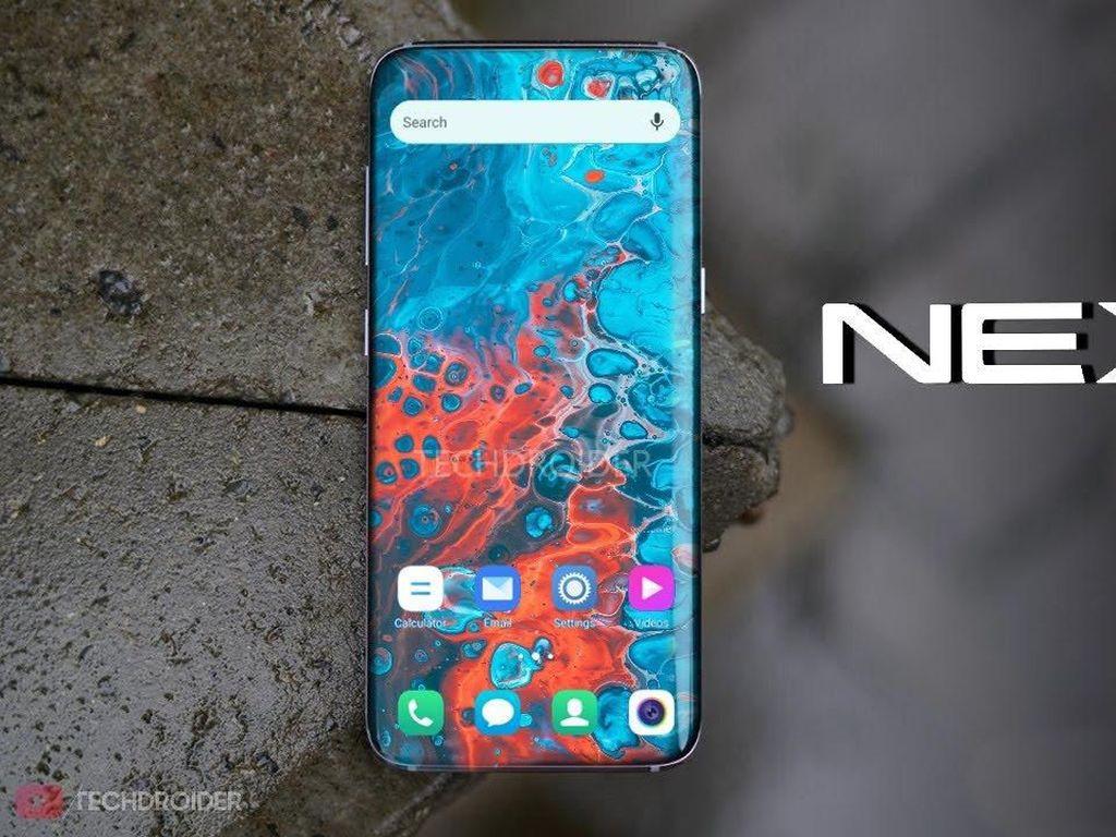 Vivo Resmikan Nex 3, Pakai Snapdragon 855 dan Layar Waterfall