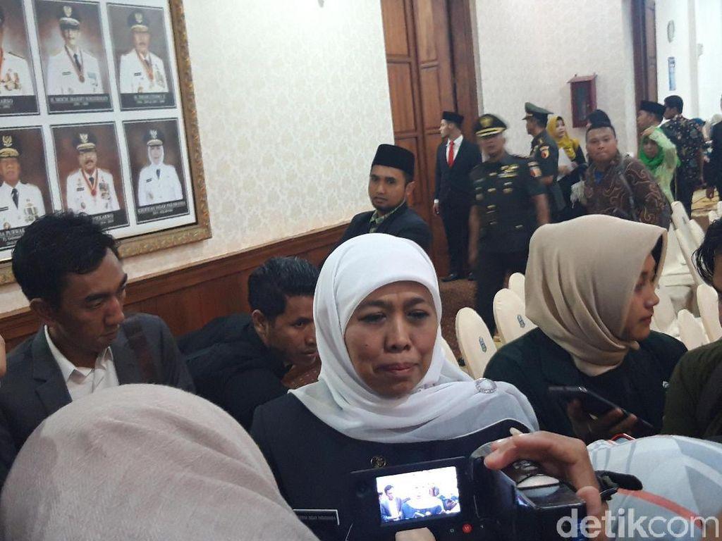 Jamin Keamanan Warga Jatim, Gubernur Khofifah Kirim Tim ke Papua