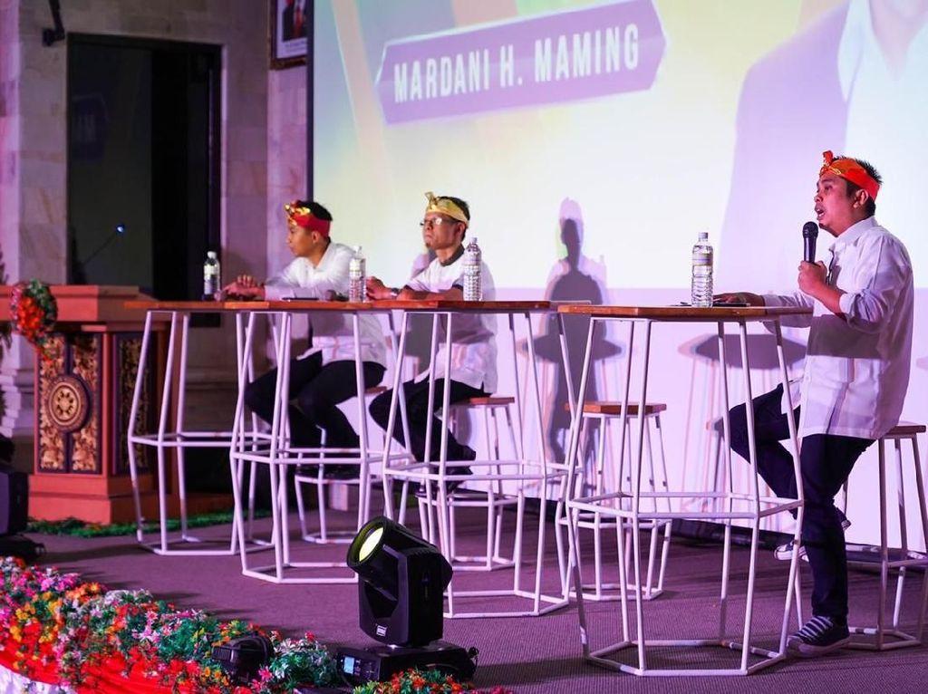 Mardani Ingin HIPMI Lahirkan Pengusaha Berkualitas