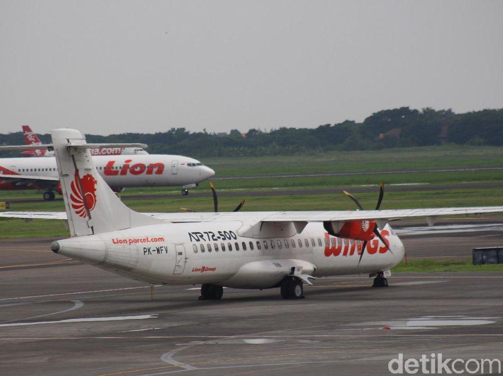 7 Penerbangan dari Juanda ke Kalimantan Dibatalkan Akibat Kabut Asap