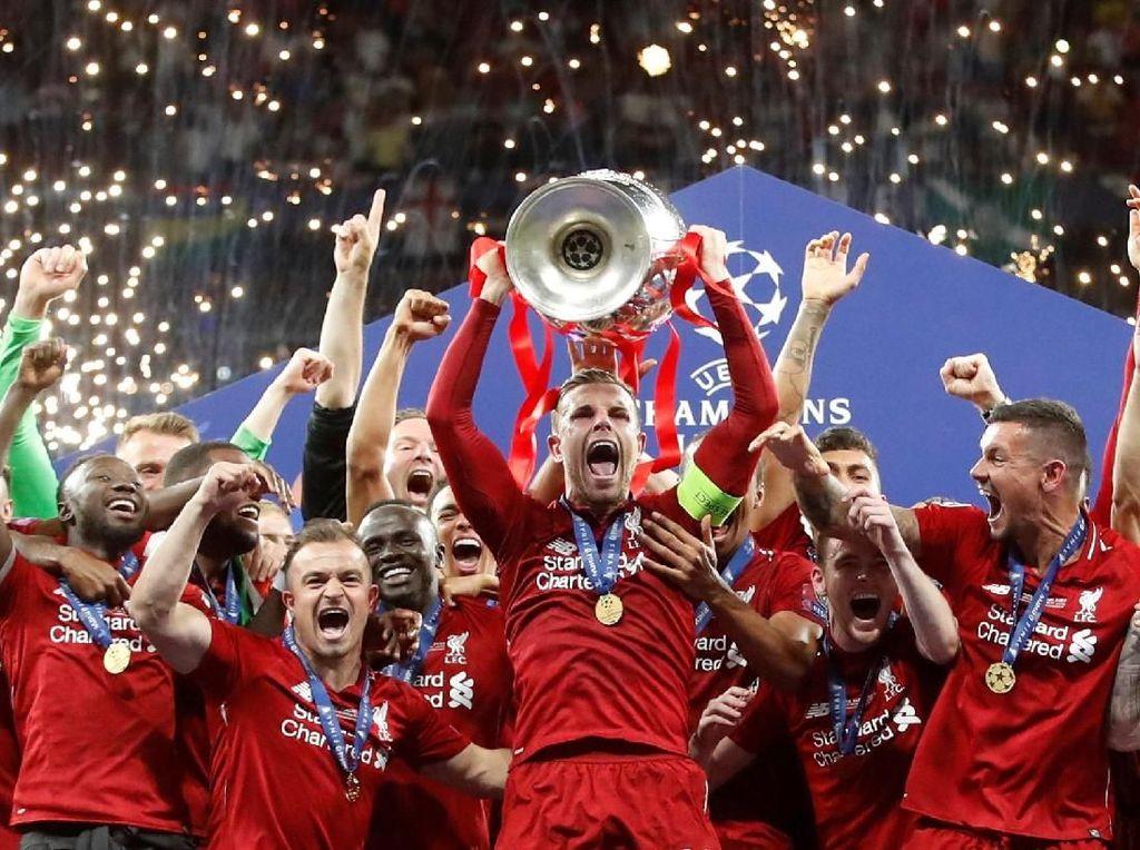 Henderson: Liverpool Favorit Juara Liga Champions? Masih Terlalu Dini
