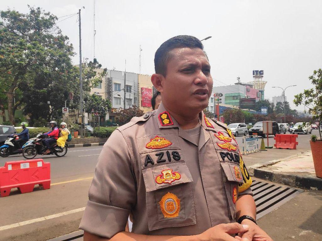 2.198 Personel Gabungan Dikerahkan Amankan Pilkada Depok