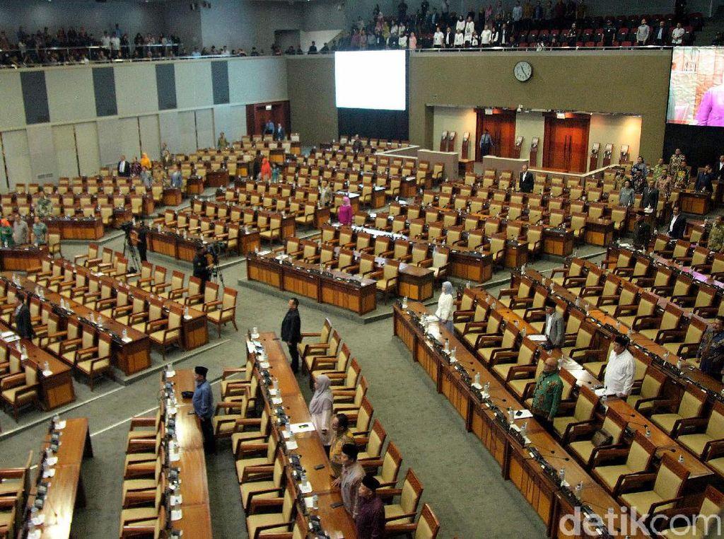 Jokowi Minta Ditunda, RUU Pemasyarakatan Tetap Dibahas di Paripurna Hari Ini