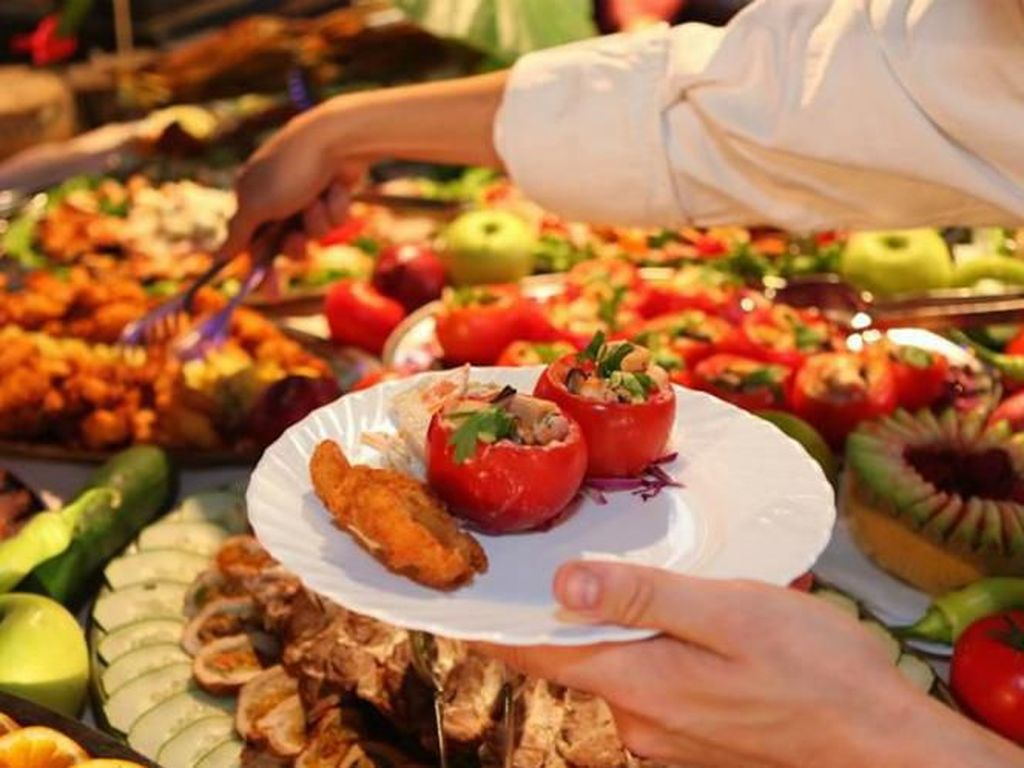 Cara dan Pola Makan ala Rasulullah Agar Tubuh Bugar