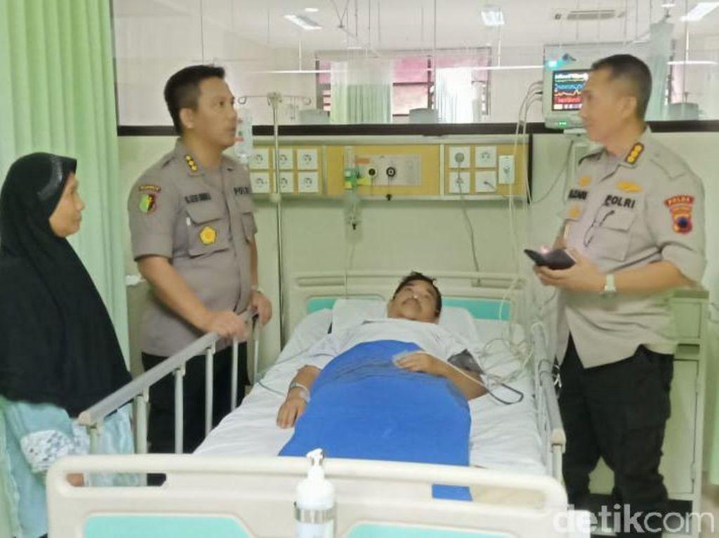 Ada Warga yang Dirawat di RS Akibat Ledakan di Mako Brimob Srondol