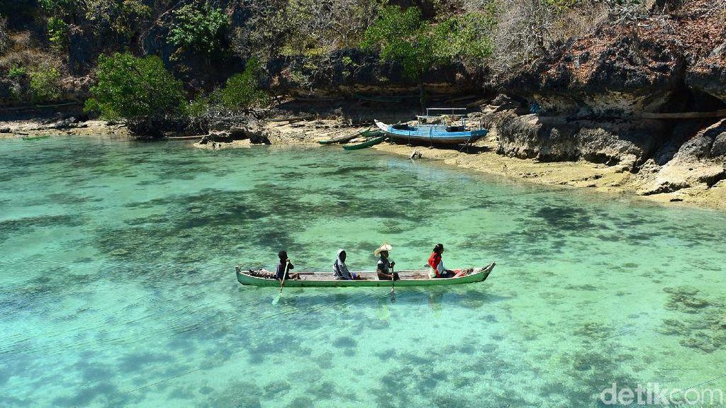 Pantai Mulut Seribu, Mutiara dari Ujung Selatan Indonesia