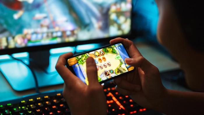 Ilustrasi game online (Foto: Shutterstock)