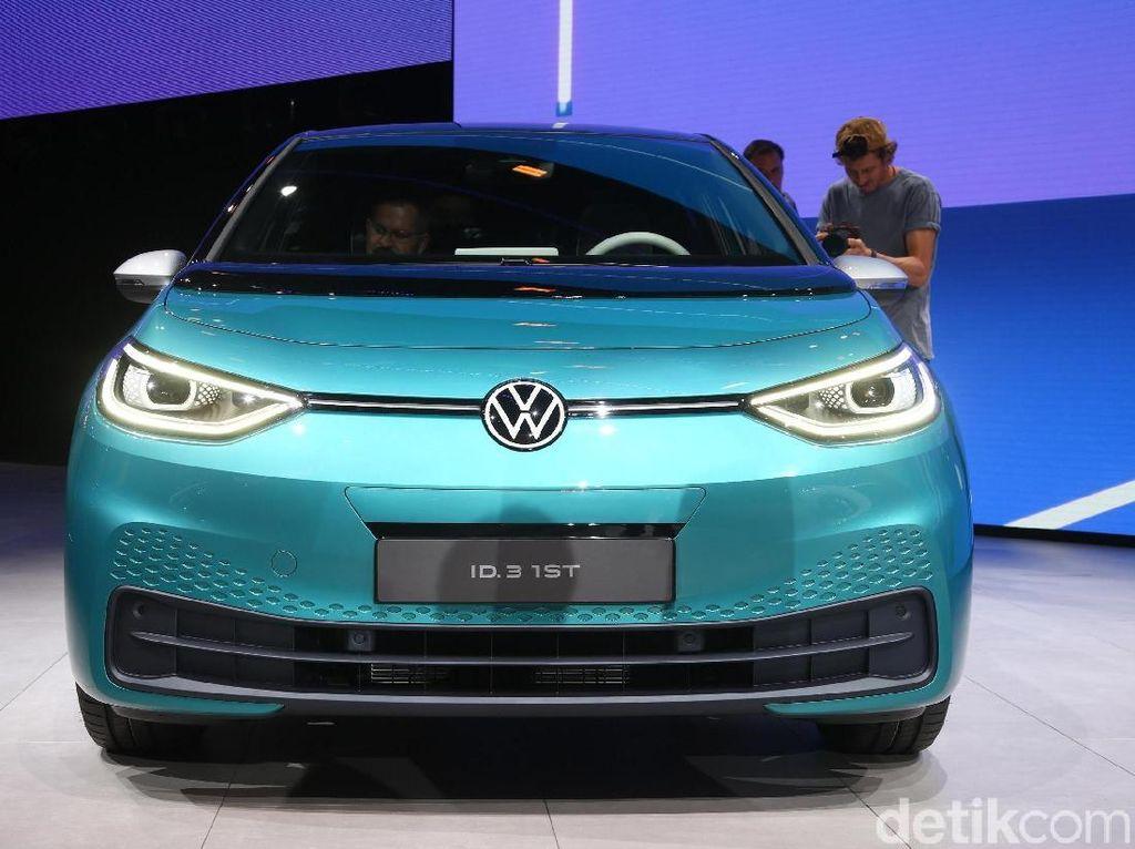 Aturan Belum Jelas, VW Ragu Produksi Mobil Listrik