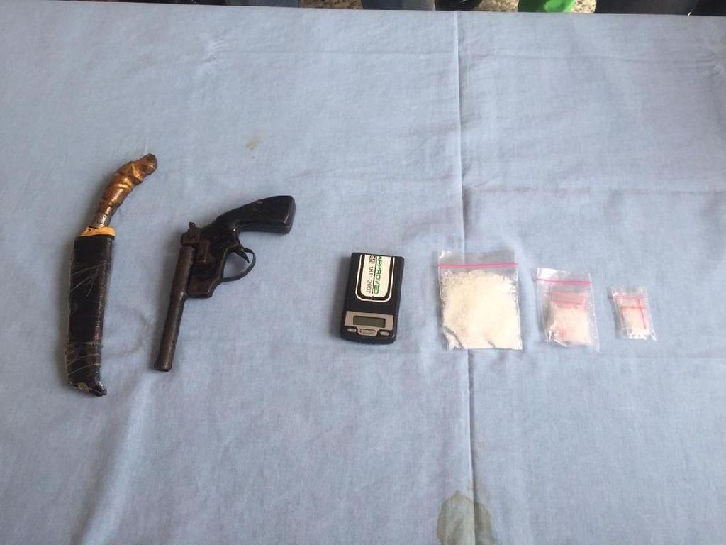 Polisi Tembak Mati Bandar Sabu di Muara Enim Sumsel