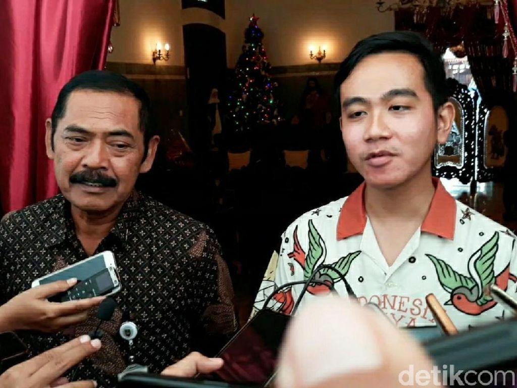 Polemik Gibran Cawalkot Solo, PDIP Solo Pasrah ke DPP