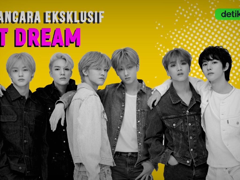 Rombongan NCT Dream Tiba di TSM Cibubur, NCTzen Histeris