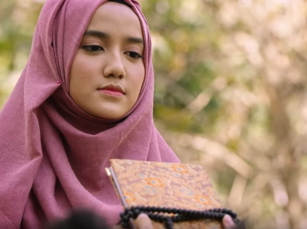 Yusuf Mansur Tanggapi Kritik Terhadap Sang Putri di The Santri