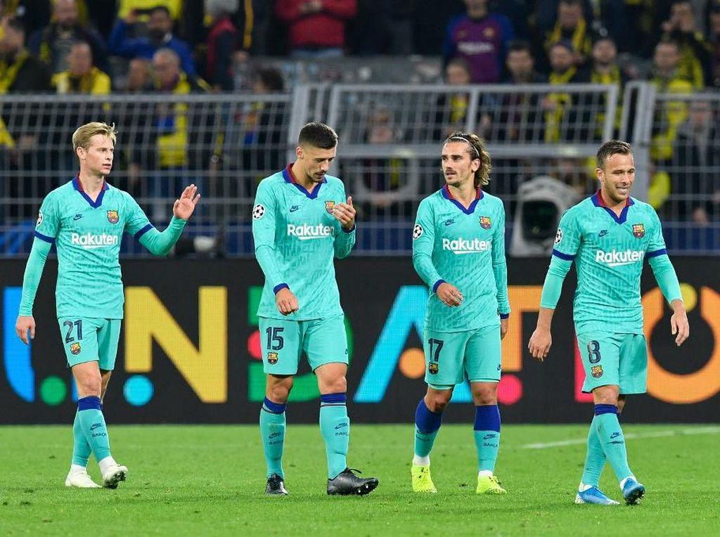 Granada Vs Barcelona: Rekor Tandang Blaugrana Disorot