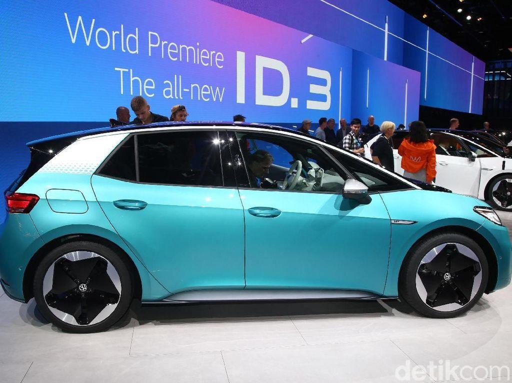 Mobil Listrik VW Masuk Jalur Produksi, Indonesia Kebagian?