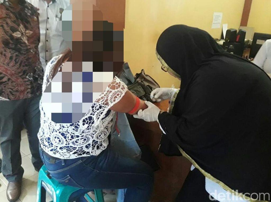 Lima Wanita Malam yang Diamankan Satpol PP Situbondo Positif HIV