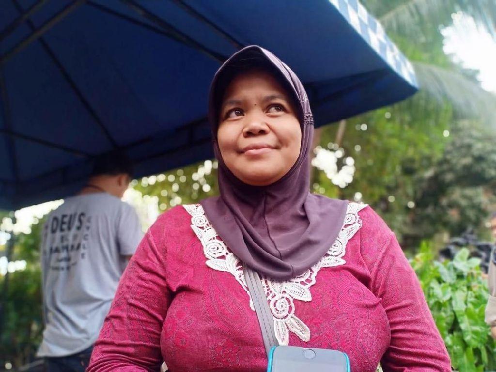 Cerita Nenek yang Viral Gendong Jasad Bayi Berjalan Kaki di Jakut