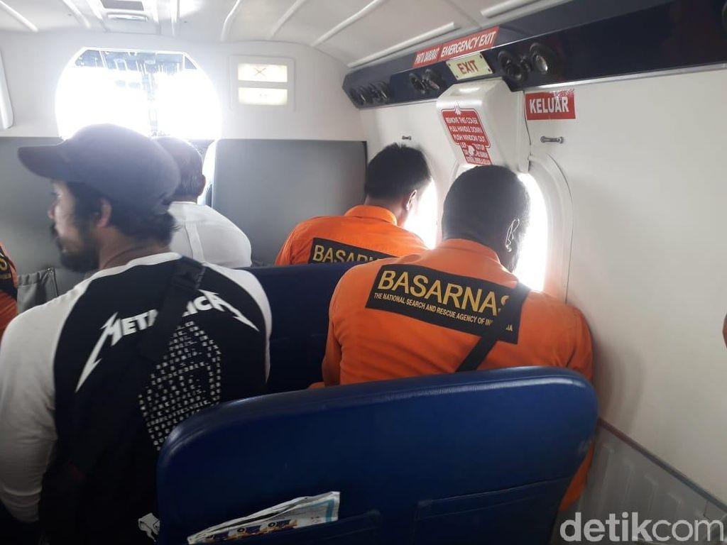 Cuaca Buruk, Pencarian Pesawat Hilang Kontak di Papua Disetop