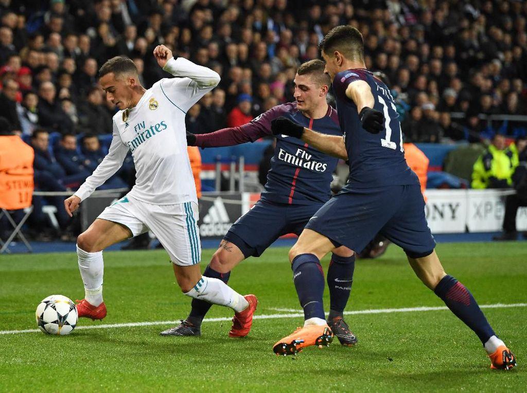Waspadalah, Madrid! PSG Akan Main Agresif dan Cepat