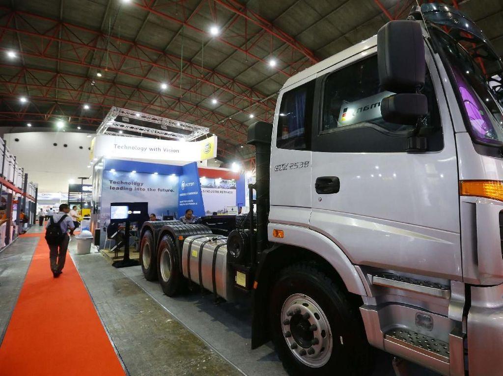 Prospek Truk Kelas Berat untuk Industri Logistik