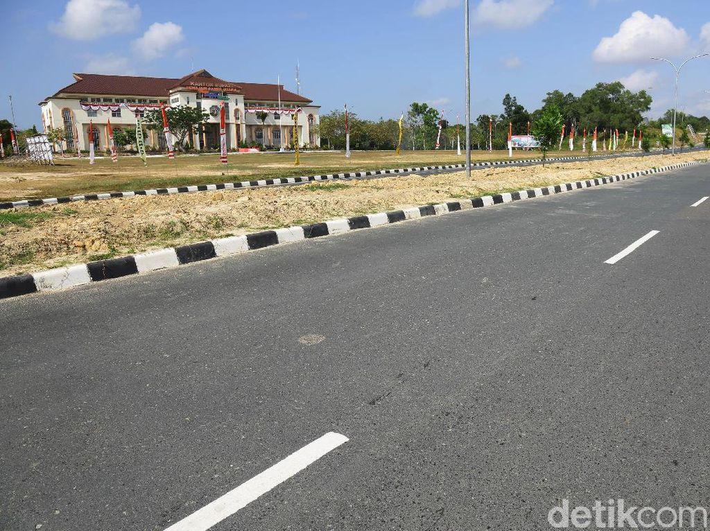 Mengintip Jalan Mulus Kabupaten Penajam Paser Utara