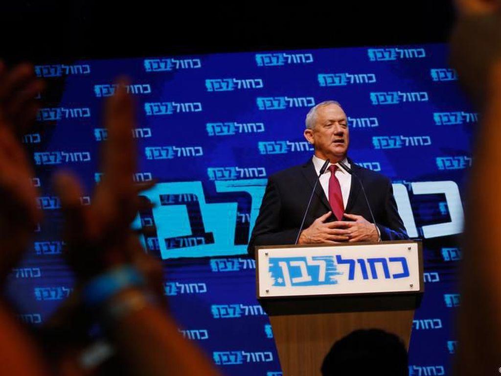 Persaingan Ketat di Pemilu Ulang Israel, Netanyahu Kehilangan Kekuasaan?