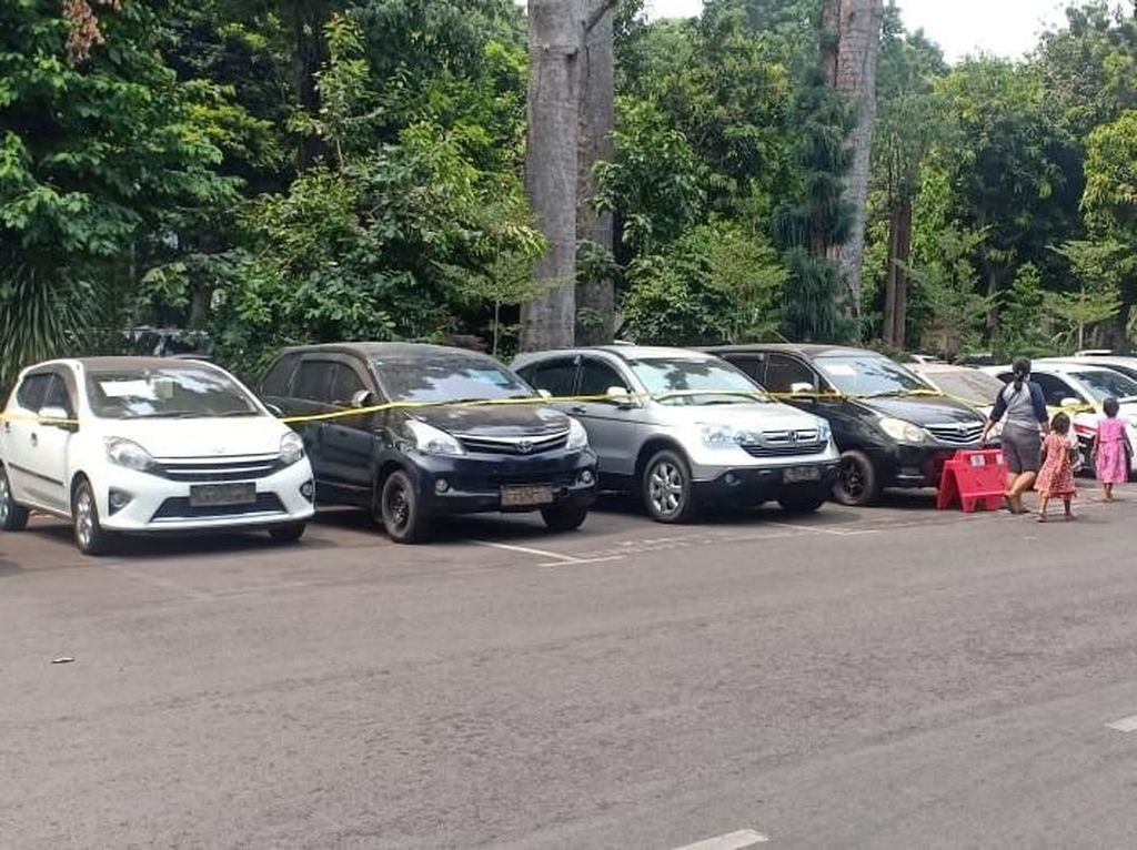 Polda Metro Jaya Amankan 29 Mobil Hasil Kejahatan