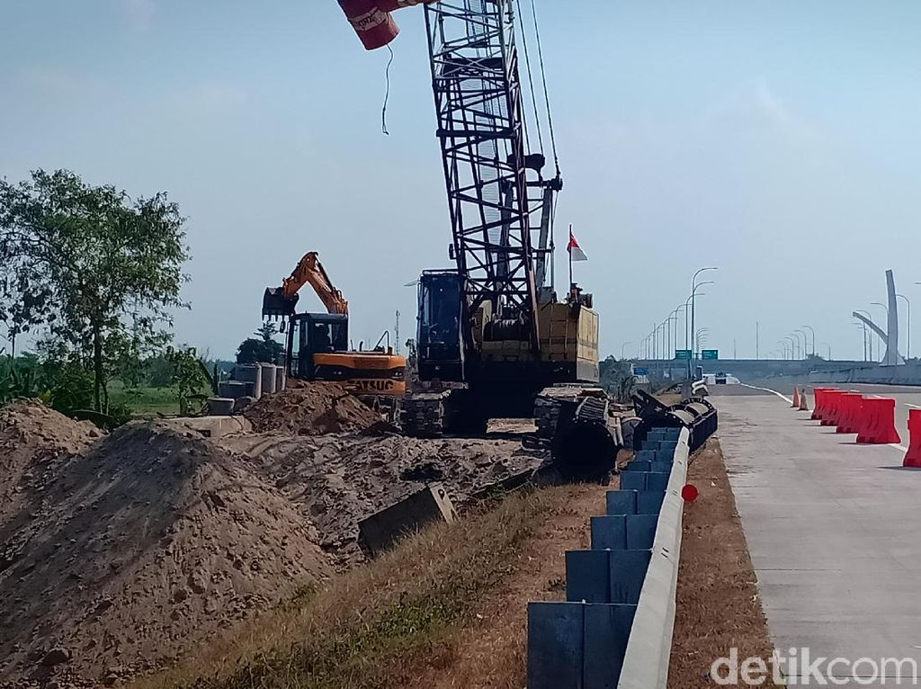 Ini Upaya Jasa Marga Antisipasi Banjir di Tol Madiun Agar Tak Terulang