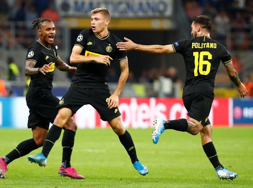 Inter Nyaris Menanggung Malu