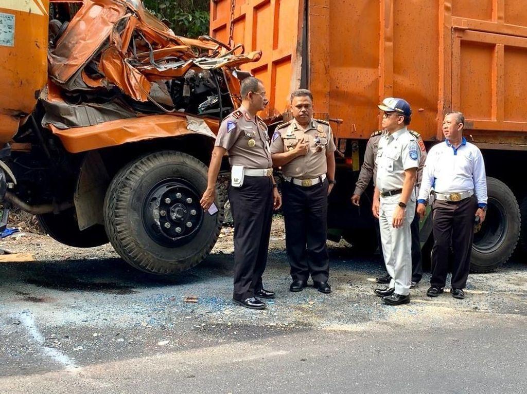 Kecelakaan Maut 8 Orang Tewas di Lampung, Sopir Bus Ditetapkan Tersangka